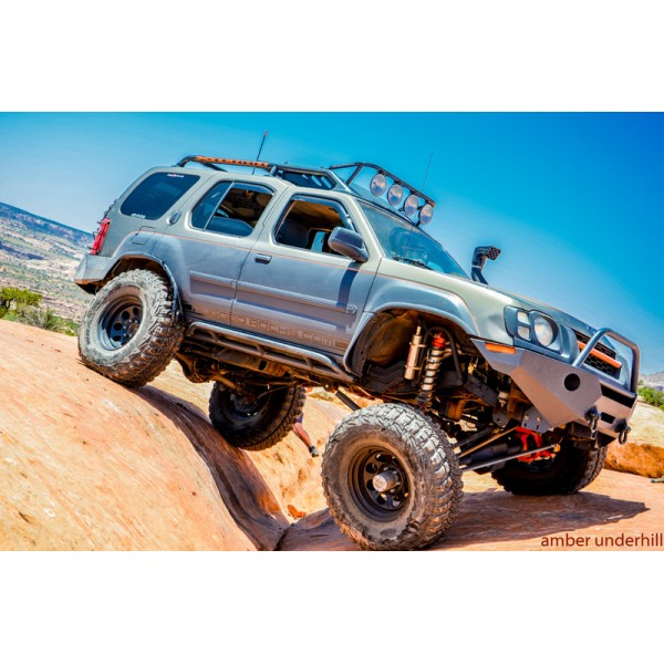 Solid Axle Swap Kit Sas By Rugged Rocks Nissan Xterra