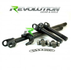 Discovery Series D44 4340 Chrome-Moly Front Axle Kit by Revolution Gear and Axle, 1980-1992 Jeep Wagoneer, Front Dana 44