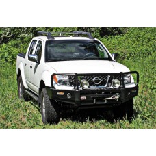Nissan Frontier Front Winch Bumper / Bull Bar by ARB, 2005-2008 (D40)