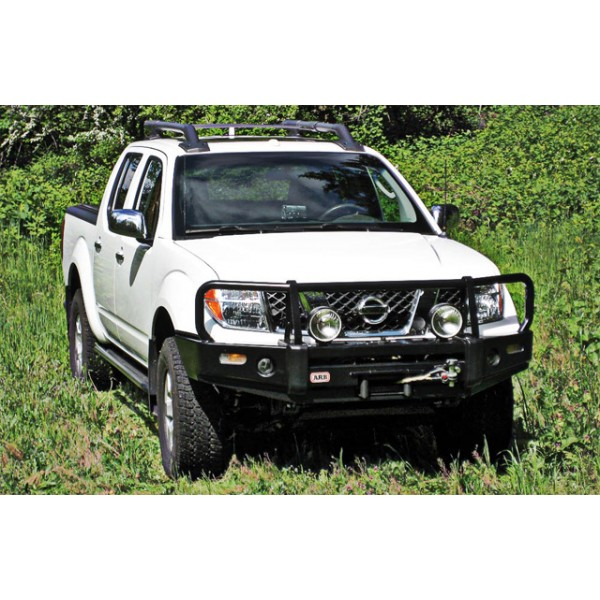 Nissan Frontier Front Winch Bumper Bull Bar By Arb 2005