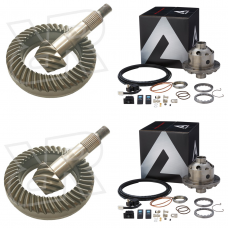 4.10 Nissan Frontier Titan-Swap Gear & Locker Package, 2005-2021 (D40)