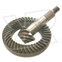 4.10 Nissan Xterra Ring and Pinion Gear Package by RuggedRocks, Front R180A, Rear M226 2005-2015 (N50)