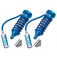 "Nissan Armada 2.5"" Coilovers by King, Front, Remote Reservoir, Pair, 2004-2011 (A60)"