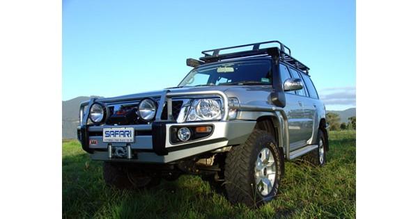 Nissan Patrol Safari Snorkel by ARB, 1997, 1998, 1999, 2000, 2001, 2002,  2003, 2004, 2005, 2006, 2007, 2008, 2009, 2010, 2011, 2012, 2013, 2014,  2015,