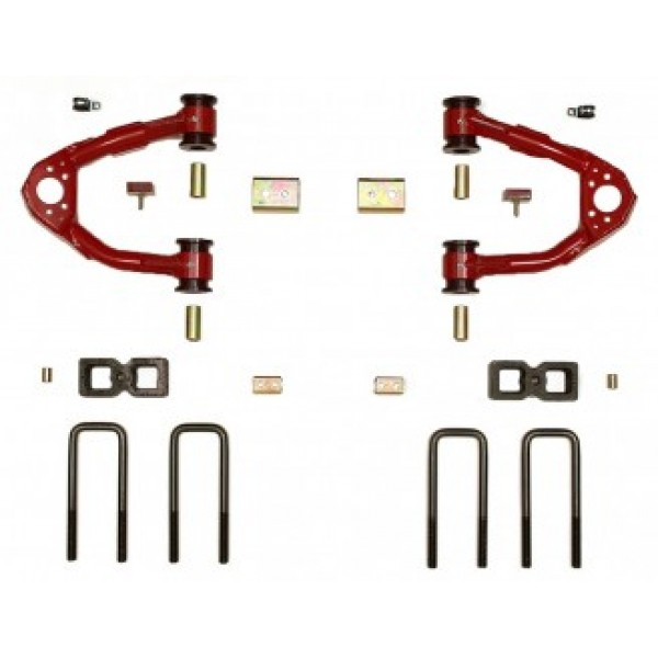 "1998 Nissan Frontier King Cab Suspension: Nissan Frontier 2.5"" Lift Kit W/ V6 And King Cab Only By"