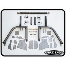 Nissan Armada Shock Hoop Kit by Dirt King, 2005-2006 (TA60)