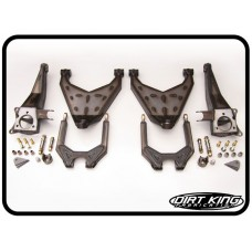 Nissan Armada Race Series Long Travel Kit by Dirt King, 2005-2006 (TA60)