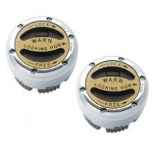 Dana 44 Premium Locking Hubs by WARN, 19-spline