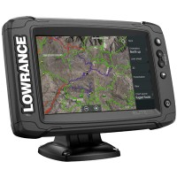 Elite-7 Ti2 Multifunction Off Road GPS by Lowrance