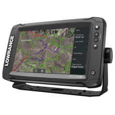 Elite-9 Ti Multufunction Off Road GPS by Lowrance