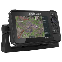 HDS-7 Live Multifunction Off Road GPS by Lowrance