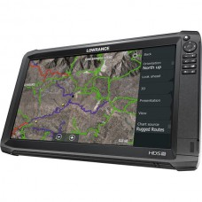 HDS-16 Carbon Multifunction Off Road GPS by Lowrance