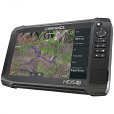 HDS-9 Carbon Multifunction Off Road GPS by Lowrance