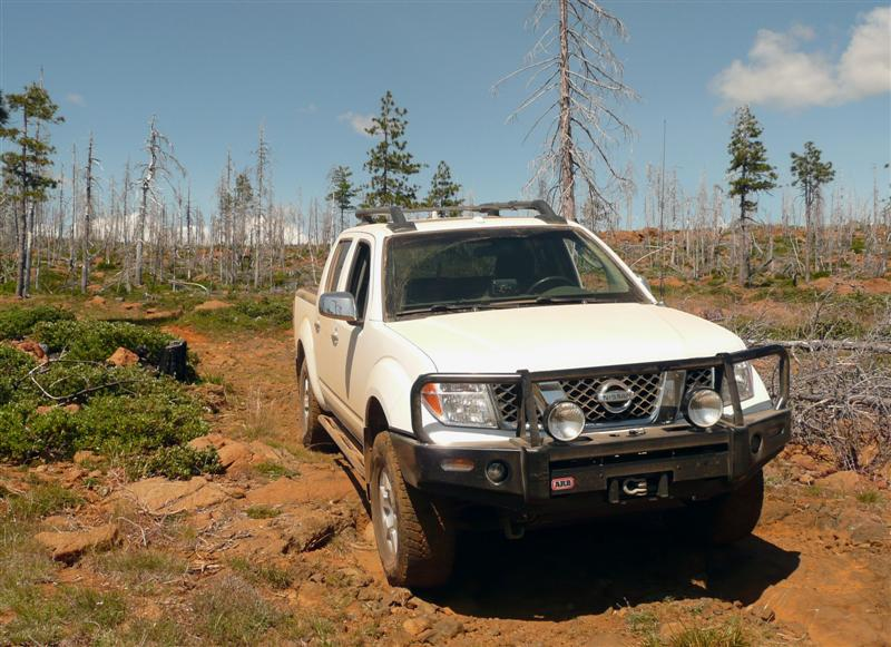 ARB   Front Bumper Winch Bar   Nissan Frontier 2009 + (Arriving Approx. 2