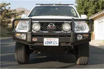 Nissan Pathfinder Winch Bumper by ARB, 2008 - 2012