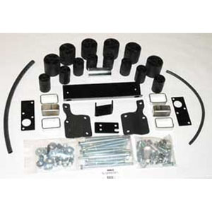 "Nissan Hardbody 3"" Body Lift by Performance Accessories, 1986 - 1997"