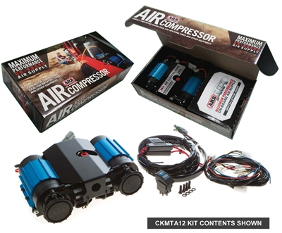 On-Board High Performance 12V Twin Air Compressor by ARB