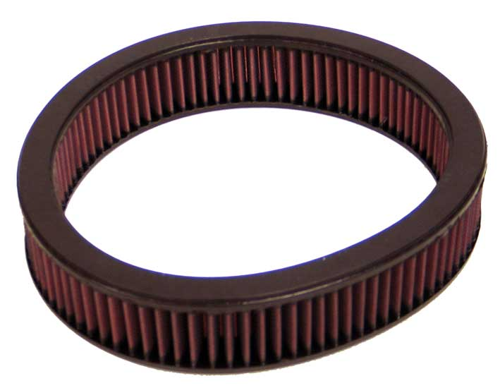 Nissan Hardbody Air Filter by K&N, 1990 w/ Round Filter 1986-1989, 3.0L