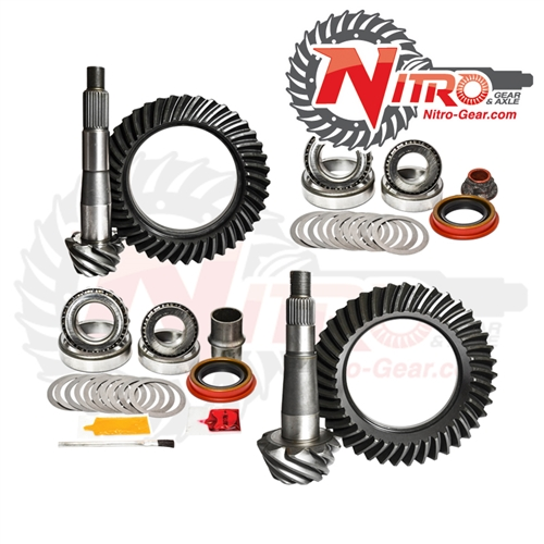 Nissan Hardbody 5.13 Gear Package by Nitro 1990-1997