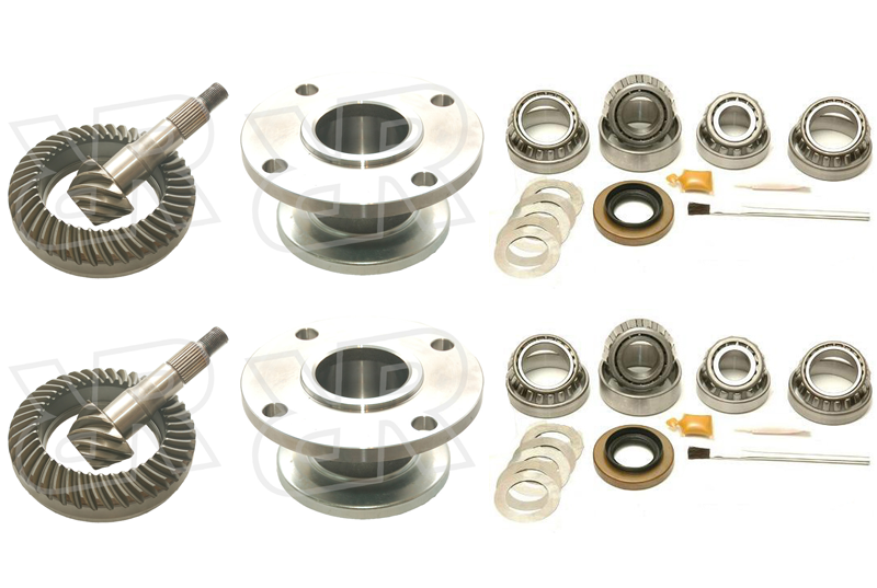 Nissan Titan 3.36 Gear Package, 2004 - 2006