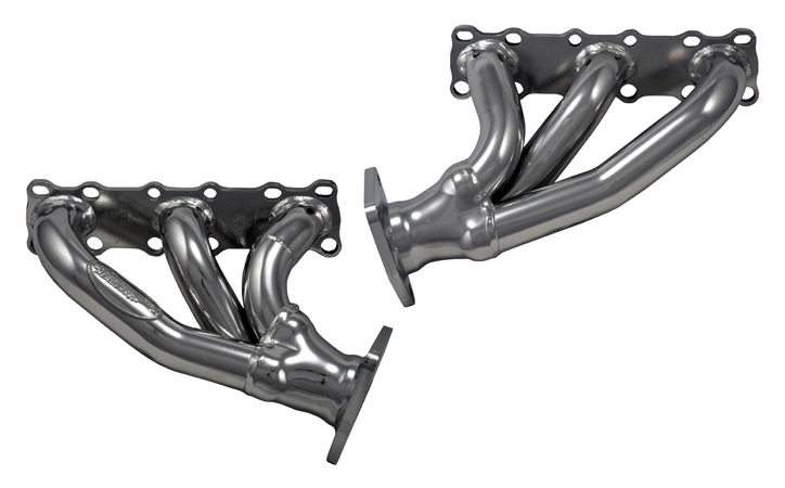 Nissan Frontier (D40) Shorty Headers by Doug Thorley, 4.0L V6, 2005, 2006, 2007, 2008, 2009, 2010, 2011, 2012, 2013