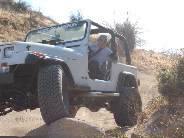 1995 jeep wrangler yj. 1995 Jeep Wrangler - Michael