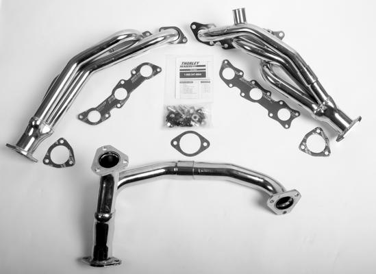 Nissan Hardbody Headers by Doug Thorley, 1986-1989, 3.0 V6