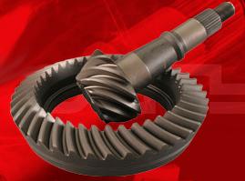 Nissan - 4.083 C200K Differential Gears - Nissan Frontier 05+